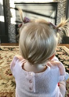 Best Baby Girl Hairstyles 1 Year Old Ideas #hairstyles #baby