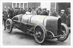 1922 Sunbeam V12 350HP 4 Litre