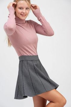 f2c714733b2 Γυναικείες Φούστες   Κατάλογος Προϊόντων   Dress.gr Πουλόβερ, Φορέματα, Μόδα