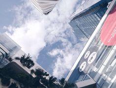 Cloud district #EMquartier #EMdistrict #BKKretail #Bangkok #thailand #snapthai
