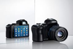 Samsung announces Android-powered Galaxy NX 20MP mirrorless camera: Digital Photography Review