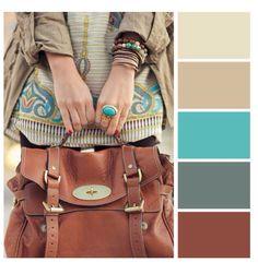Paletas de colores para combinar