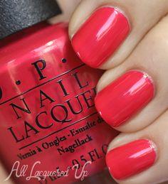 OPI A Definite Moust-Have #nailpolish - Couture de Minnie   AllLacqueredUp.com