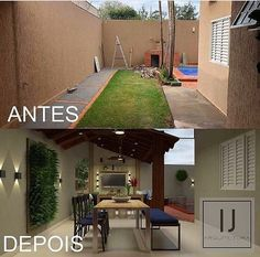 """Acquire fantastic suggestions on """"outdoor kitchen designs layout patio"""". They ar Acquire fantastic suggestions on """"outdoor kitchen designs layout patio"""". They ar Outdoor Kitchen Design, Patio Design, Balkon Design, Design Exterior, Patio Interior, Backyard Patio, Cheap Home Decor, Outdoor Living, House Plans"""