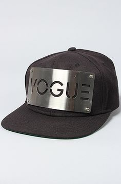 ... ireland the vogue snapback in black and silver by karl alley original  hardware misskl winyourpin a7e23 909a0b064a63
