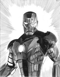 Iron Man by cfischer83