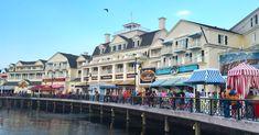 Disney Boardwalk Resort, Walt Disney World Disney World Tickets, Disney World Resorts, Disney Vacations, Hotels And Resorts, Walt Disney World, Disney Parks, Downtown Disney, Disney Resorts, Vacation Places