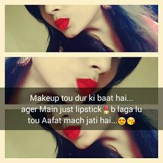 Whatsapp DP For Girls Collection 6 Attitude Quotes For Girls, Crazy Girl Quotes, Girl Attitude, Crazy Girls, Girly Quotes, Attitude Status, Funny Qoutes, Jokes Quotes, Memes