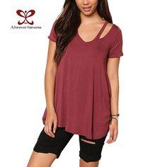 Summer Women T-shirt 2017 Tops Tees Women Clothing Fashion Hollow O-neck Casual T-shirts For Women Short Sleeve Tops NC-1111