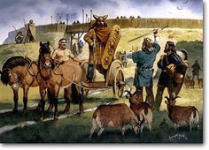 Bild: Die Kelten