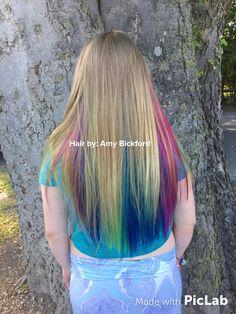 Pravana Rainbow Hair by Amy Bickford