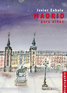 Soñando ciudades es una sorprendente colección con la que recorrerás las principales ciudades del mundo. Cada libro está ilustrado por un artista diferente y, además, todas las páginas son desplegables. En esta ocasión es Javier Zabala quien nos lleva de paseo por Madrid.