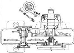 machine drawing - Google Search