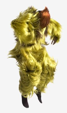 "Nick Cave: ""Where The Wild Things Are"" - SoundSuits for Harpers Bazaar 