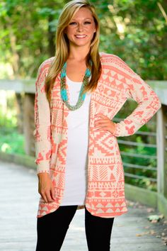 love long cardigans that can go from fall to winter. also like this color, especially combined with the necklace