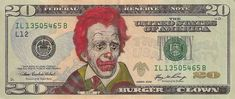 Drawing of American Icons on U.S. Currency — 5 things I learned today