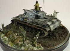 iB::Thema::Panzer III / N im Winter