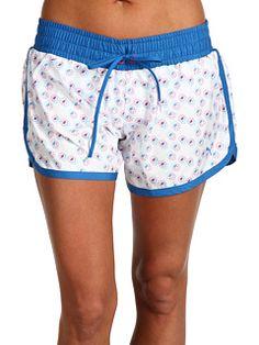 Cute running shorts.