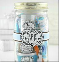 Mason Jar Gift Idea: