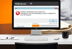 How I Can Fix QuickBooks Error Code 6147, 0?   To fix this error, you can call at 800 515 3107, The error message -6147 is one of the parts of -6000 series errors when restoring a backup from your local computer. This error code occurs when you are trying to restore your file over the network.   #QuickBooksError6147  Know Why  QuickBooks Error Code 6147, 0 is occurring?