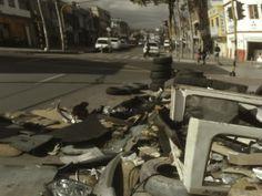 19-02-14  Intervención punto crítico Colegio Marillac.  Antes. Street View, Activities