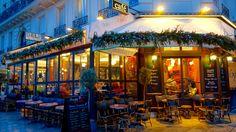 Brasserie rue Soufflot