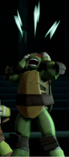 Raph, its ok Raph I get that way too