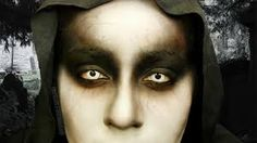 Image result for grim reaper makeup