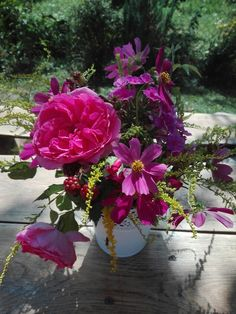 Flowers from my garden   😉