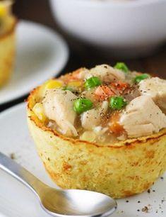 Cauliflower Pot Pies - MTHFR.com