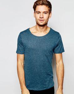 Imagen 1 de Camiseta larga de Selected Homme
