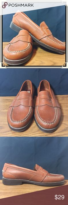 Florsheim Imperial Men's Brown Penny Loafers Men's Brown Penny Loafers size 8 Florsheim Shoes Loafers & Slip-Ons