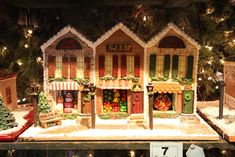 All sizes | Gingerbread House competition at Peddlers Village | Flickr - Photo Sharing!