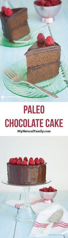 Paleo Chocolate Cake Recipe Paleo Coconut Flour Recipes