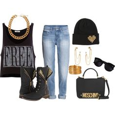 """""""Untitled #347"""" by fashionista-shawnte on Polyvore"""