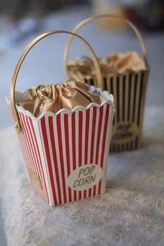 Popcorn Handbag