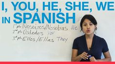 Basic Spanish Grammar. I will teach you the pronunciation and the correct way of using the personal pronouns in Spanish. These subject pronouns are very impo...