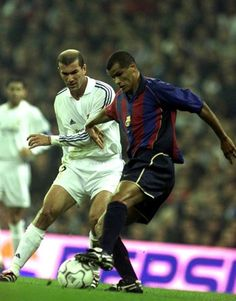 Zidane & Rivaldo