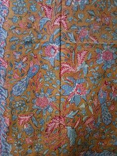 Antique vintage batik 3 negri Tjoa family,Solo.