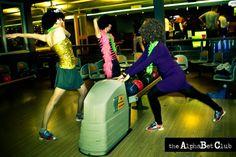 April 2009 ABC Disco Bowling at Knijn | The AlphaBet Club