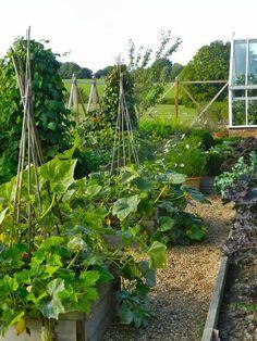 FleaingFrance Brocante Society Perfect Potager #garden