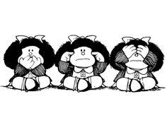 Homenagens obrigam Quino a esclarecer que Mafalda faz 50 anos em 2014 - Jovem - R7