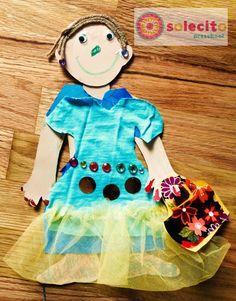 Doll - Muñeca by Solecito School www.solecitoschool.com Seattle