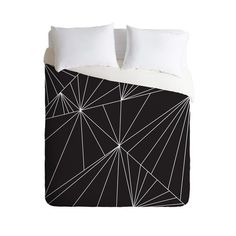 Biscayne // Duvet Cover (Twin Size)