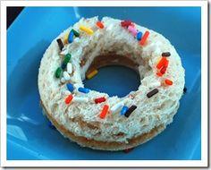 lunch idea, kid food, lunch boxes, school lunch, donut sandwich, healthy kids, doughnut sandwich