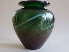 irisierende Glasvase sign. AS CZ-33 100 - in der Art der LÖTZ-Vasen | eBay Nova, Ebay, Home Decor, Art, Glass Vase, Vases, Art Background, Decoration Home, Room Decor