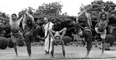 Breath of the Gods The origins of modern yoga — DOP