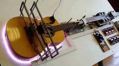Arduino también sabe tocar la guitarra. #arduino #diy #makerfaire #makers