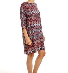 CORNELIA DRESS INKA via Jascha online store. Click on the image to see more!