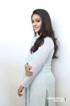 Keerthi Suresh Photos including Actress Keerthy Suresh Latest Stills Beautiful Girl Indian, Most Beautiful Indian Actress, Beautiful Actresses, Beauty Full Girl, Beauty Women, Indian Beauty Saree, Indian Designer Wear, India Beauty, Indian Girls